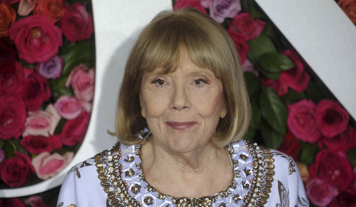 item 8 of Gallery image - Diana Rigg