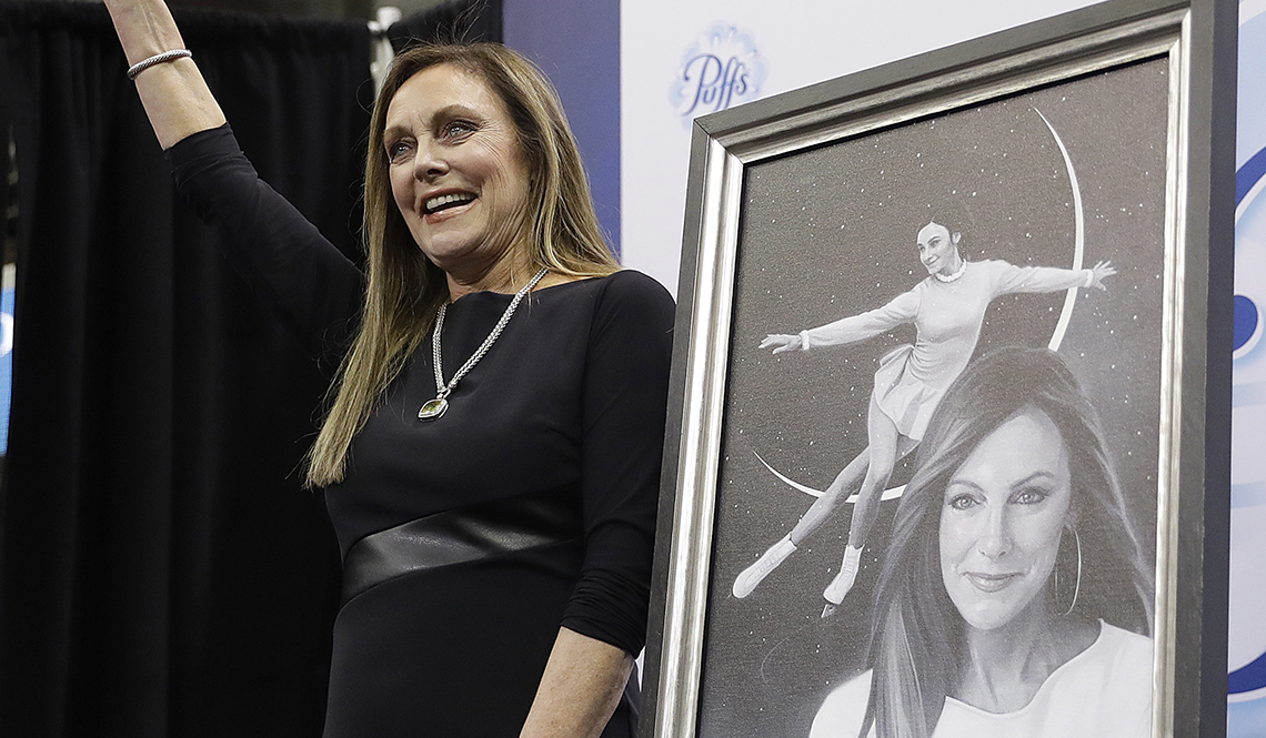 item 14 of Gallery image - Peggy Fleming