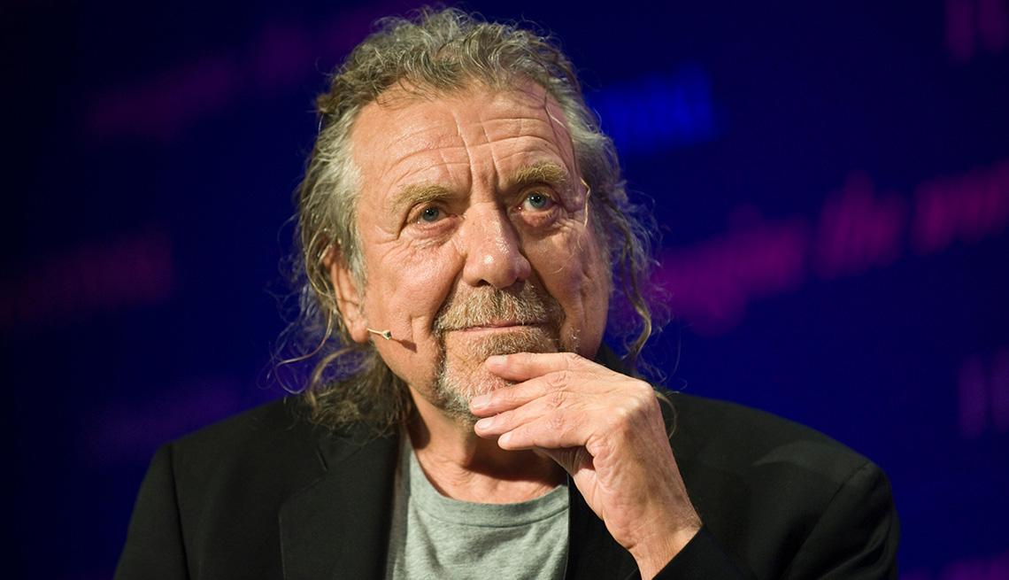 item 7 of Gallery image - Headshot of Robert Plant