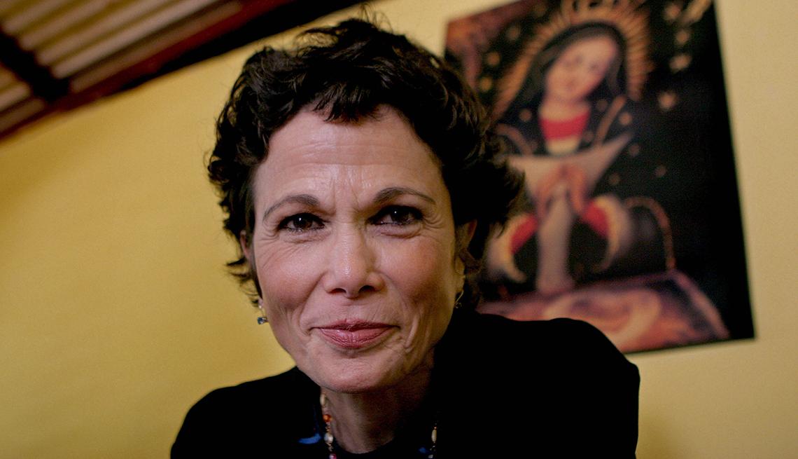 Headshot of Julia Alvarez
