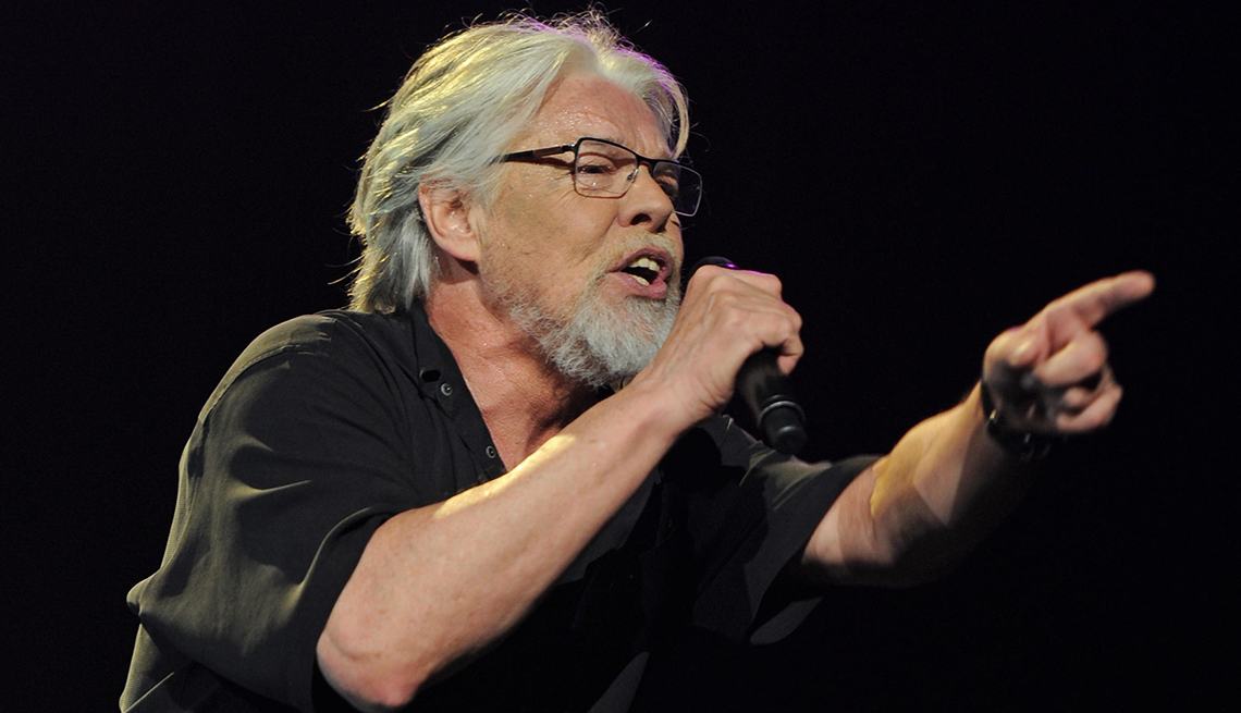 Bob Seger performs a Mandalay Bay on February 21, 2015 in Las Vegas, Nevada.