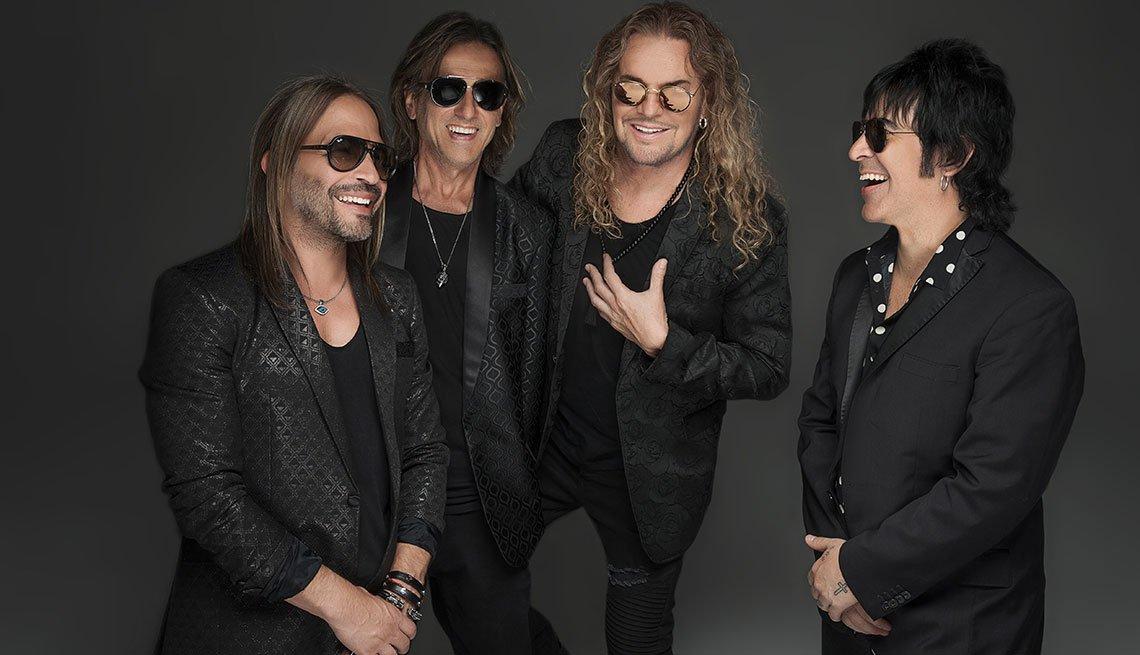 Banda mexicana de rock en español Mana