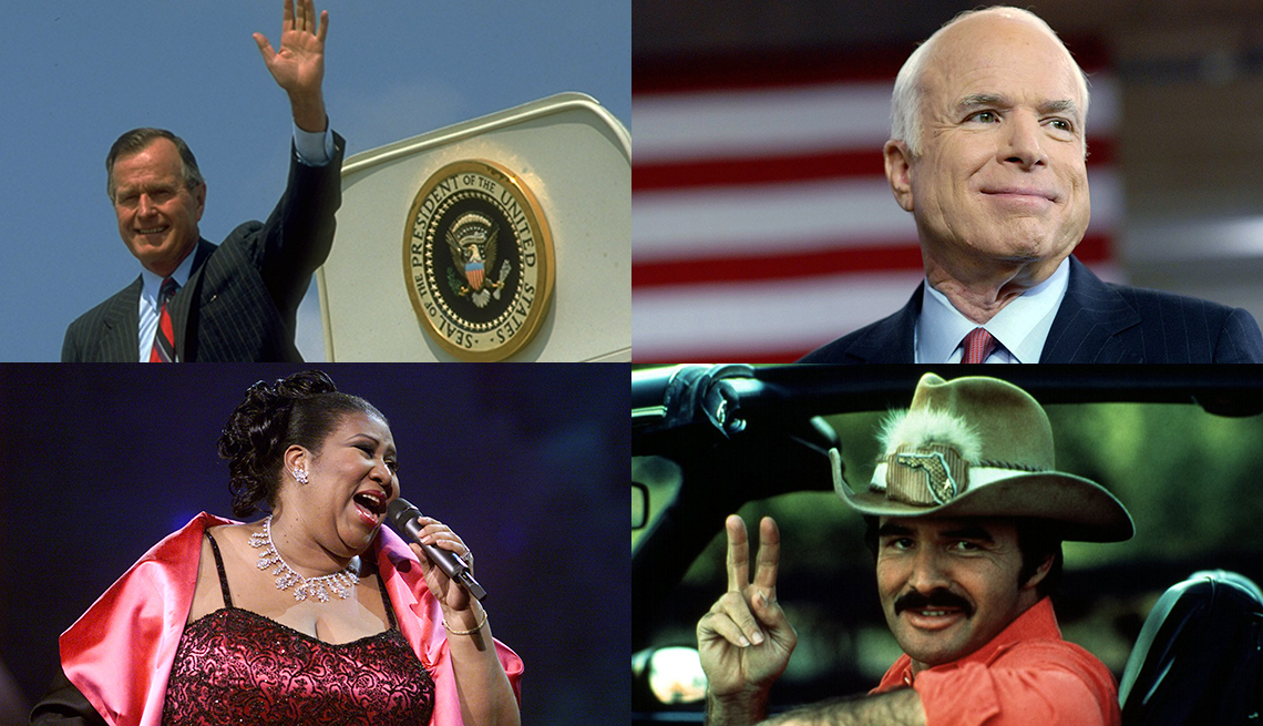 Famous People Who Died In 2018 Celebrity Remembrances