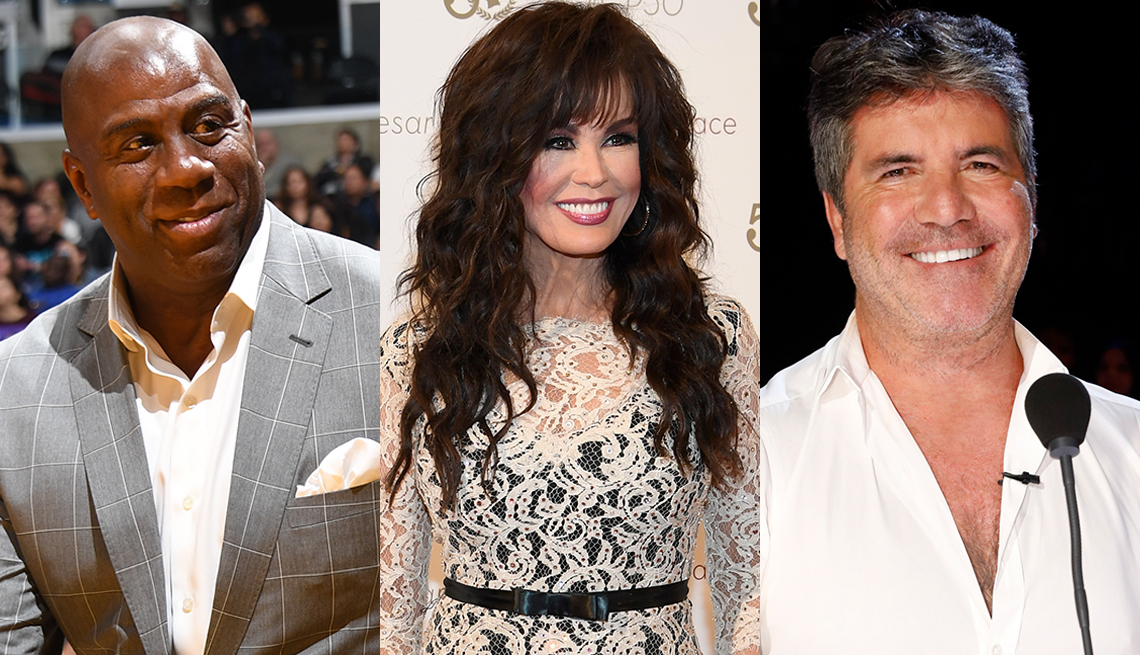 The Celebrities Celebrating a 60th Birthday in 2019