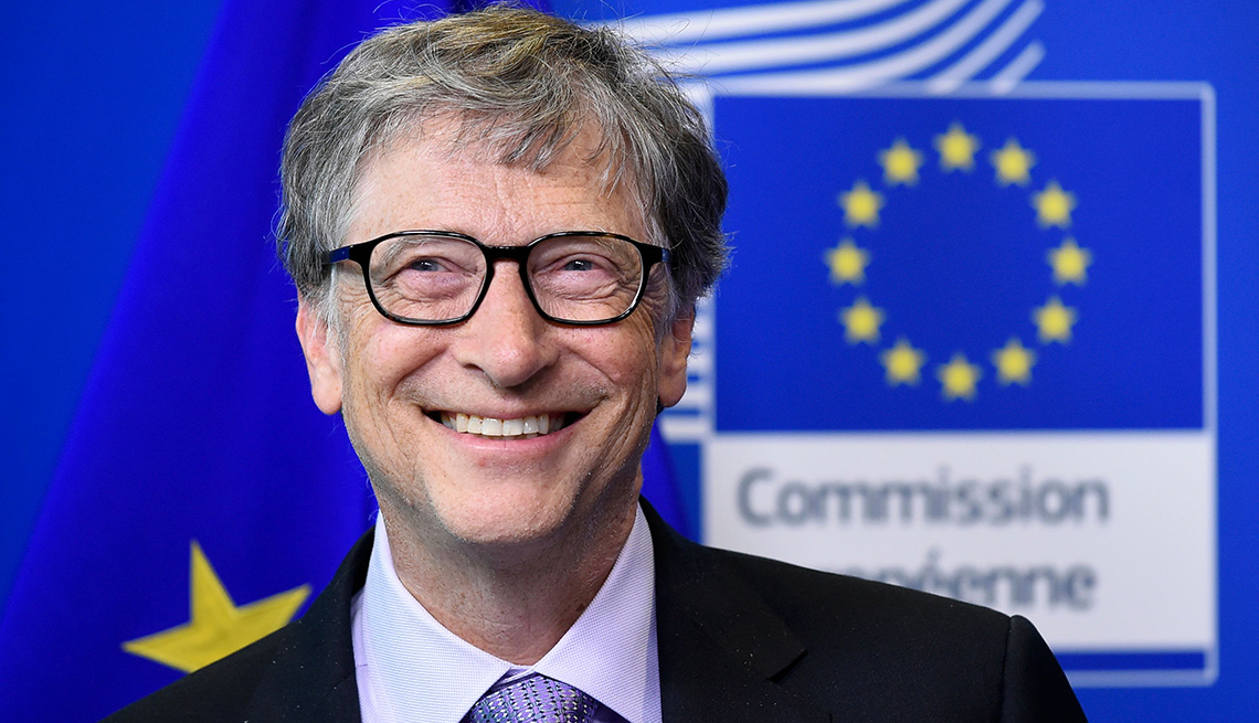 item 7 of Gallery image - Bill Gates