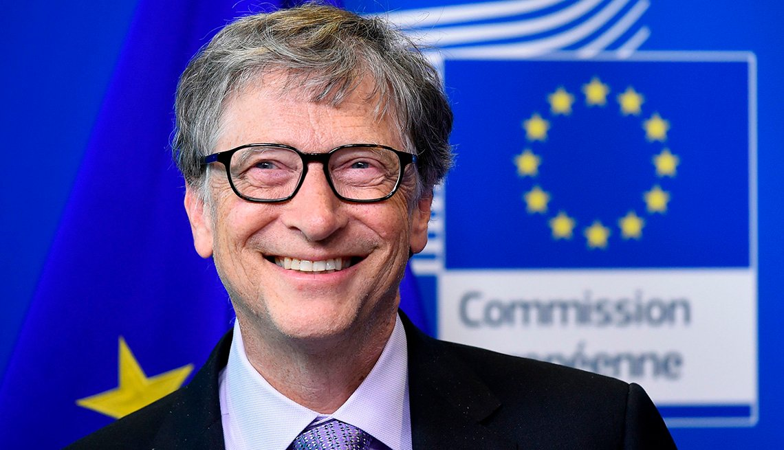item 7 of Gallery image - Bill Gates
