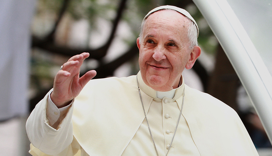 item 9 of Gallery image - Pope Francis