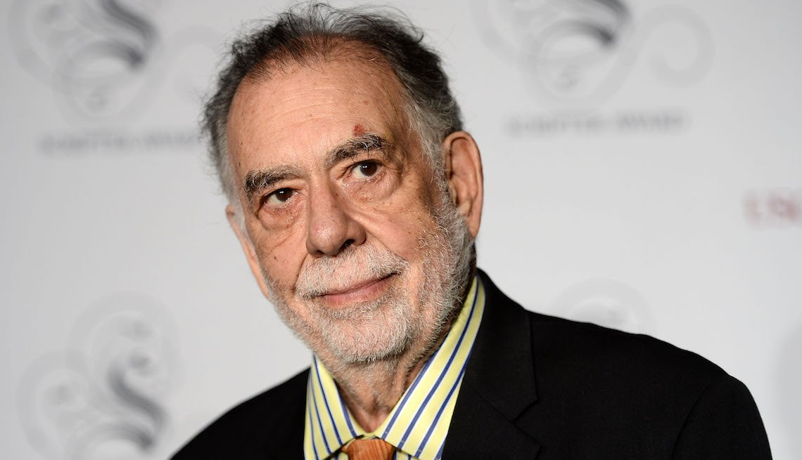 item 4, Gallery image. Francis Ford Coppola