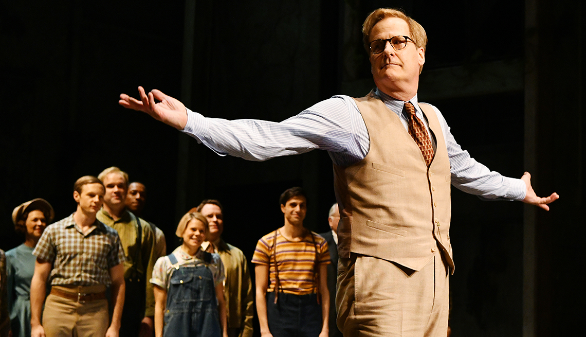 Jeff Daniels in 'To Kill A Mockingbird'