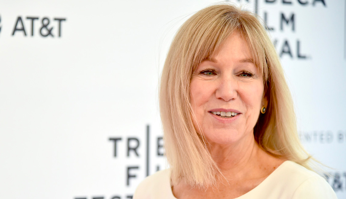 """Actress Mary Kay Place attends a screening of """"Diane"""" during the 2018 Tribeca Film Festival at SVA Theatre on April 22, 2018 in New York City."""