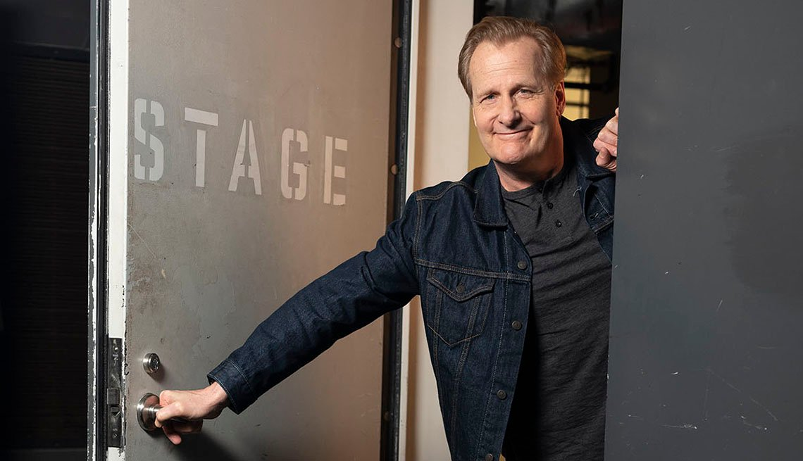 item 1, Gallery image. Jeff Daniels