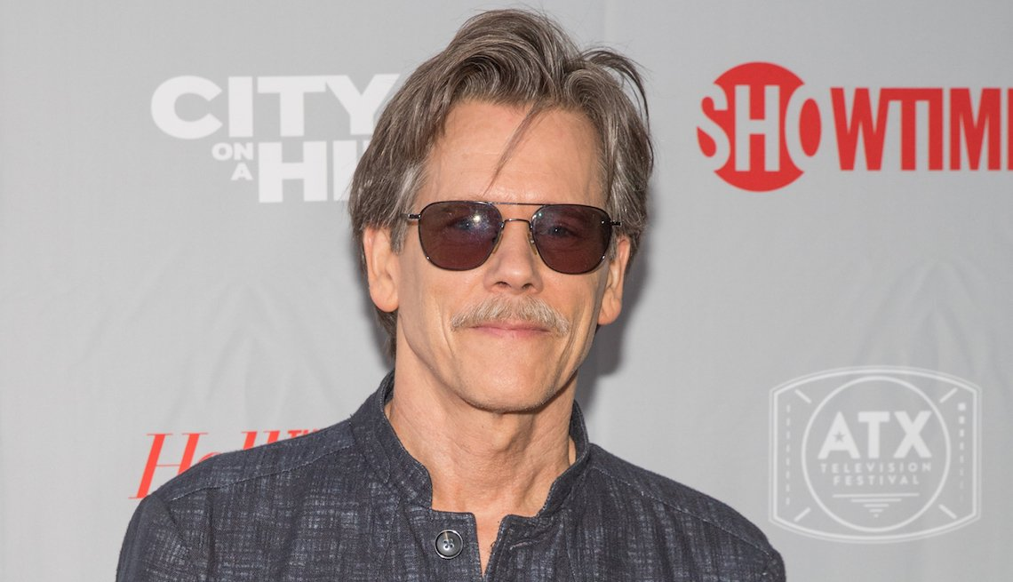 Kevin Bacon attends the closing night screening of 'City on a Hill' during the ATX Television Festival at the Paramount Theatre on June 8, 2019 in Austin, Texas.