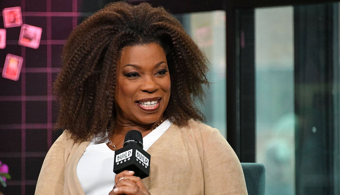 Lorraine Toussaint visits the Build Series to discuss