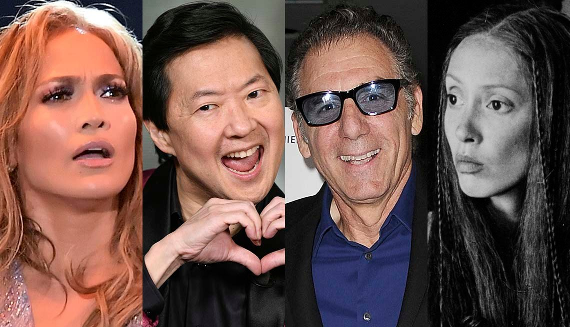 Jennifer Lopez, Ken Jeong, Michael Richards, Shelly Duvall
