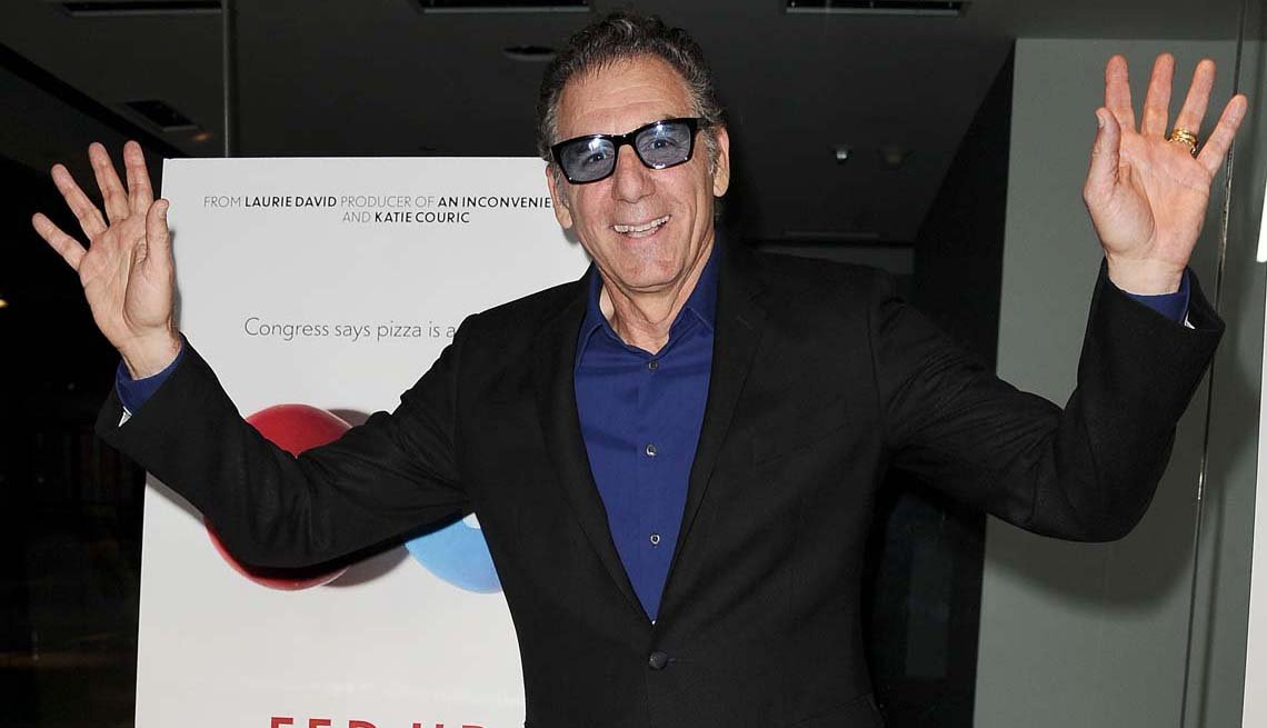"""item 8 of Gallery image - Actor Michael Richards attends the premiere of """"Fed Up"""" at Pacfic Design Center on May 8, 2014 in West Hollywood, California."""
