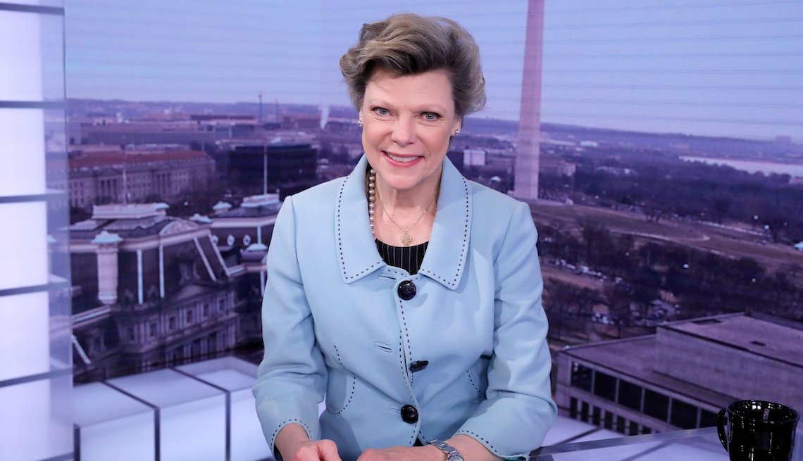 Cokie Roberts on 'Good Morning America'