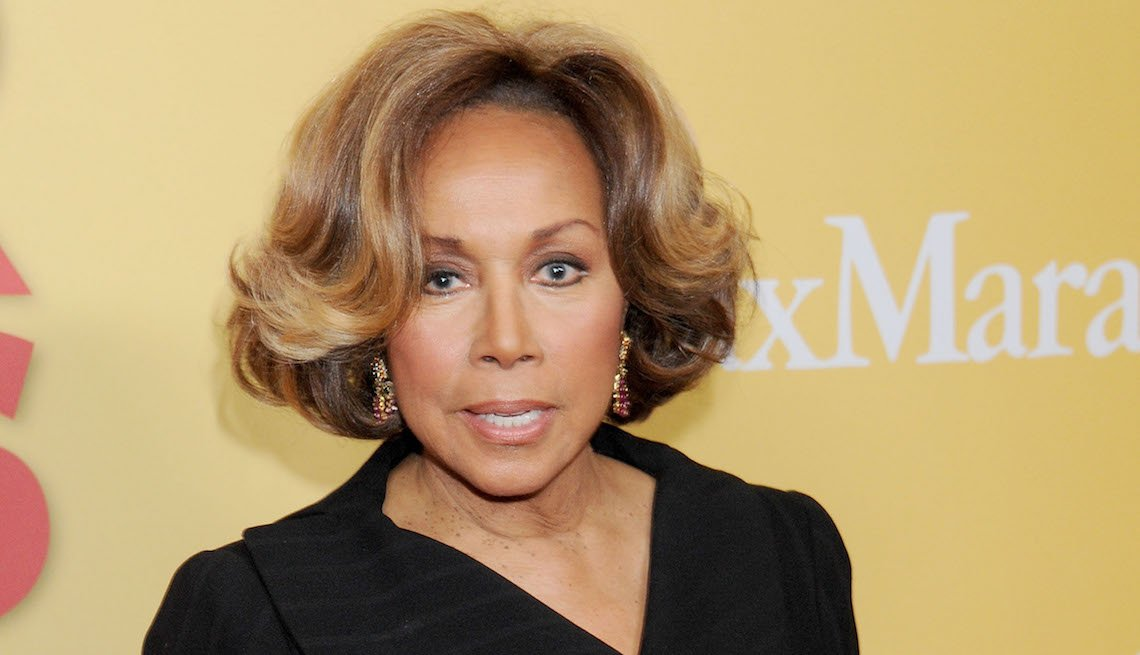 Diahann Carroll arrives at the 2012 Women In Film Crystal + Lucy Awards at The Beverly Hilton Hotel on June 12, 2012 in Beverly Hills, California.