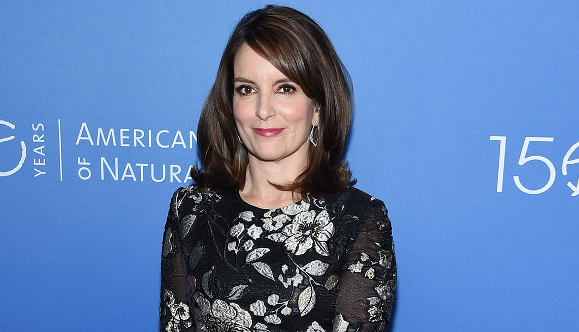 item 3 of Gallery image - Tina Fey attends the American Museum Of Natural History 2019 Gala at the American Museum of Natural History on November 21, 2019 in New York City.