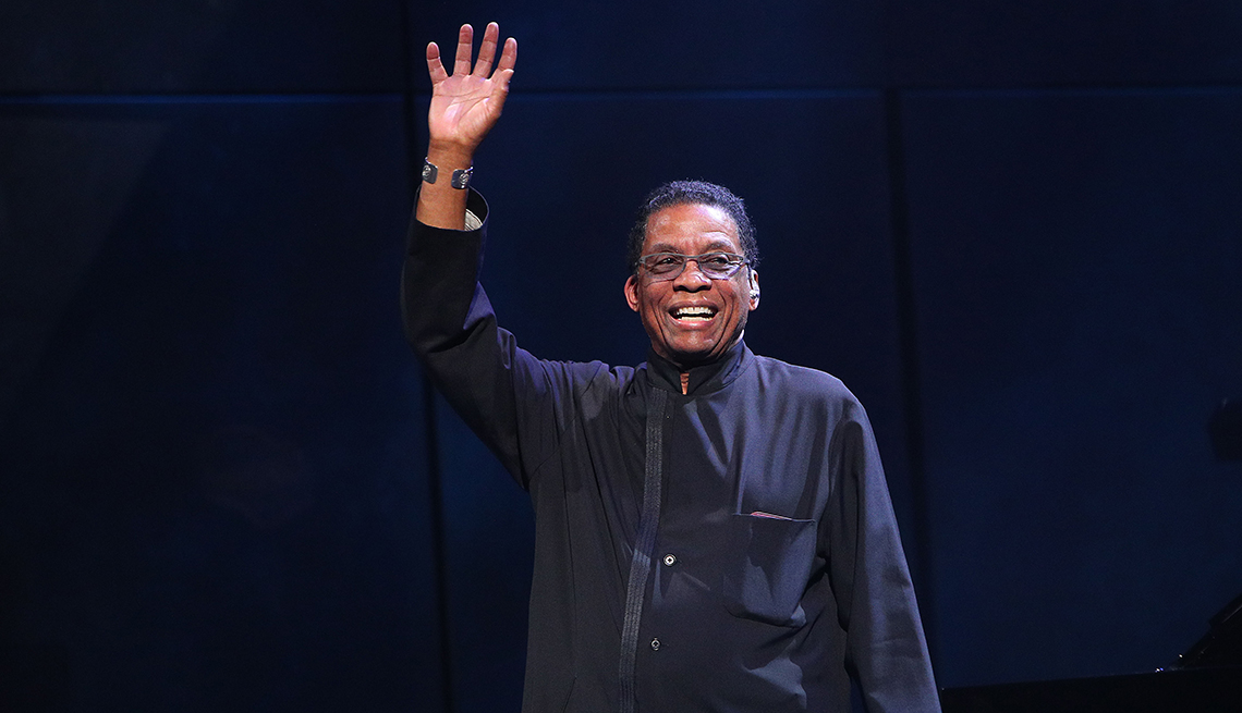 item 2 of Gallery image - Herbie Hancock performs during the International Jazz Day 2019 All Star Global Concert at Hamer Hall on April 30 2019 in Melbourne Australia