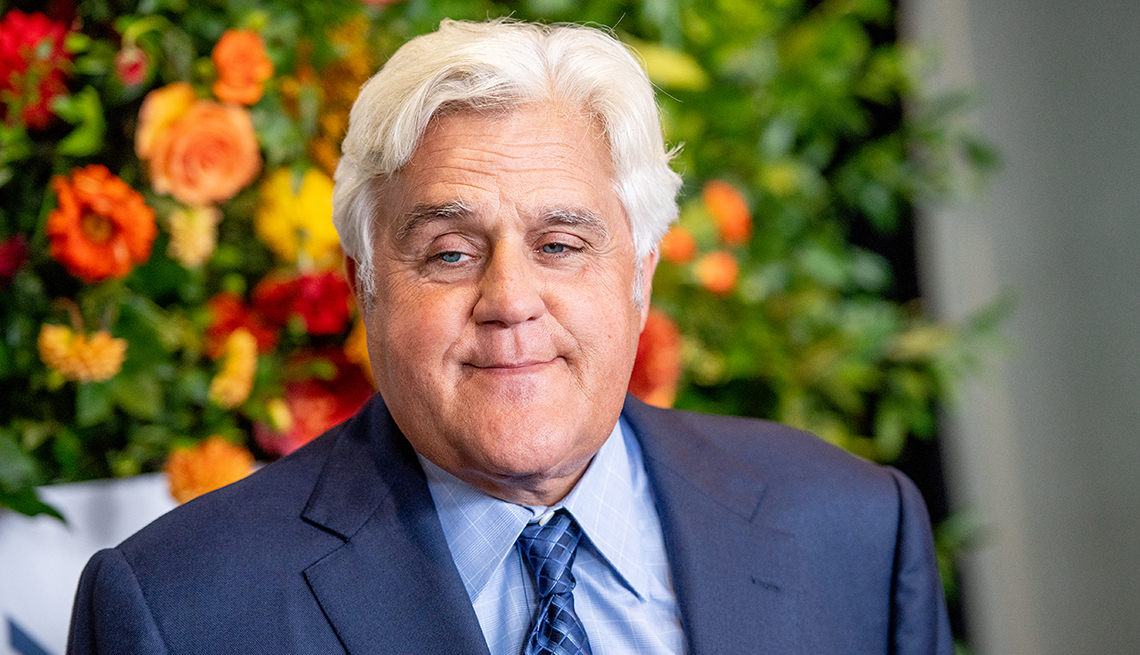 item 8 of Gallery image - Jay Leno attends the 20th Anniversary Hudson River Park gala at Hudson River Parks Pier 62 on October 11 2018 in New York City