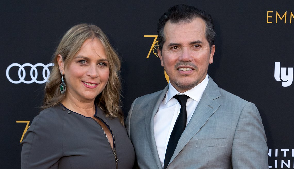 item 6 of Gallery image - actor john leguizamo and wife justine maurer attend the television academy honors emmy nominated performers reception at wallis annenberg center for the performing arts on september 15 2018 in beverly hills california