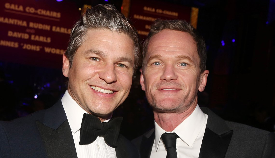 item 5 of Gallery image - actors and marriage partners david burtka and neil patrick harris