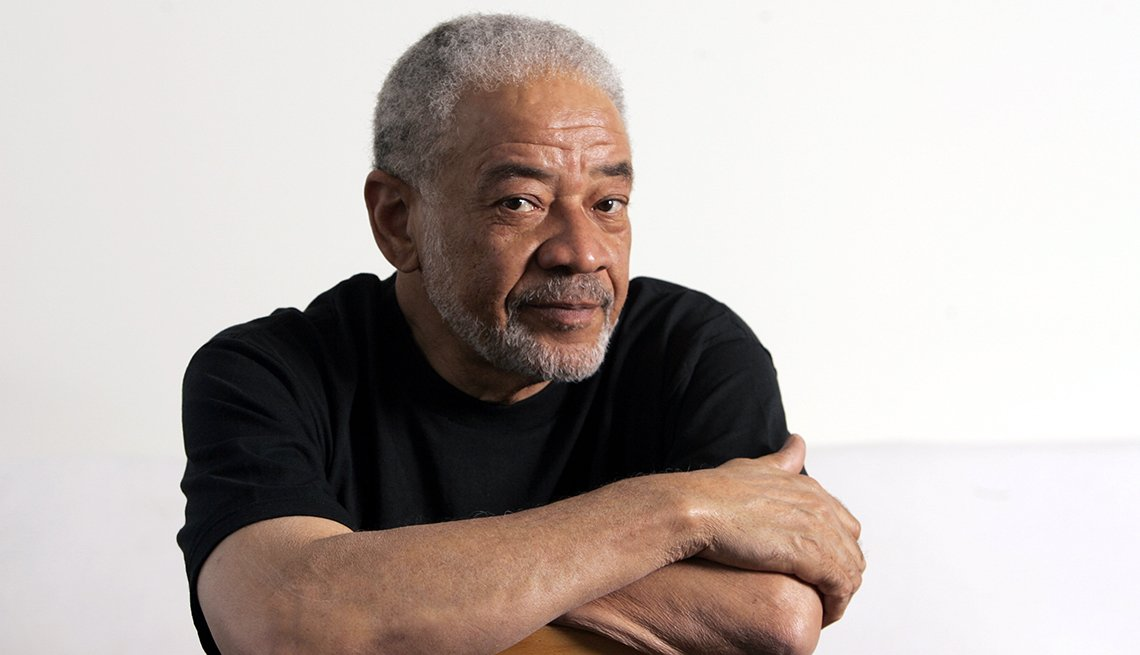 item 50 of Gallery image - Bill Withers poses in his office in Beverly Hills California