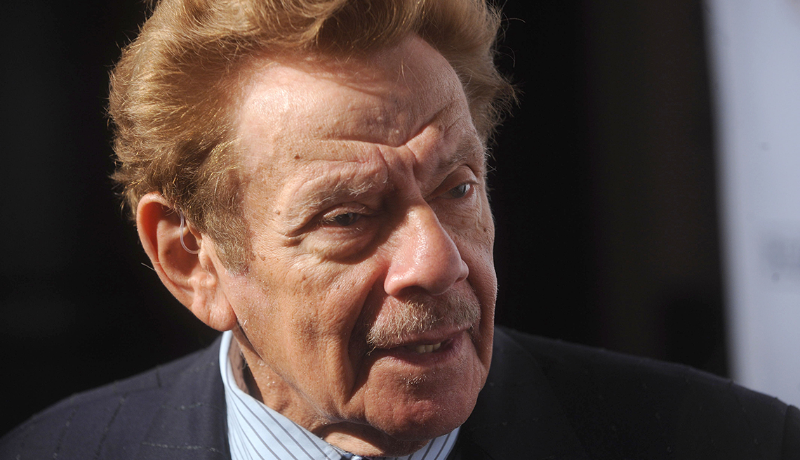 item 43 of Gallery image - Actor Jerry Stiller attends the Project A L S benefit gala Tomorrow is Tonight in New York City