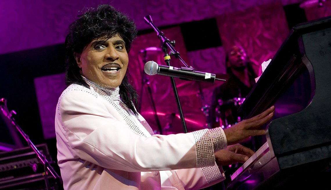 item 44 of Gallery image - Little Richard performs during the Eat to the Beat concert series in Epcot at Walt Disney World