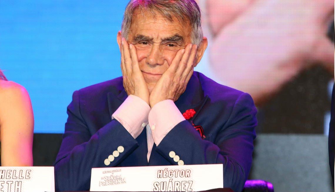 item 44 of Gallery image - El actor y comediante Héctor Suárez.