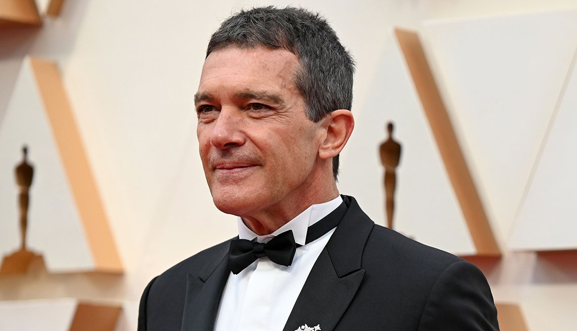 Antonio Banderas at the 92nd Oscars