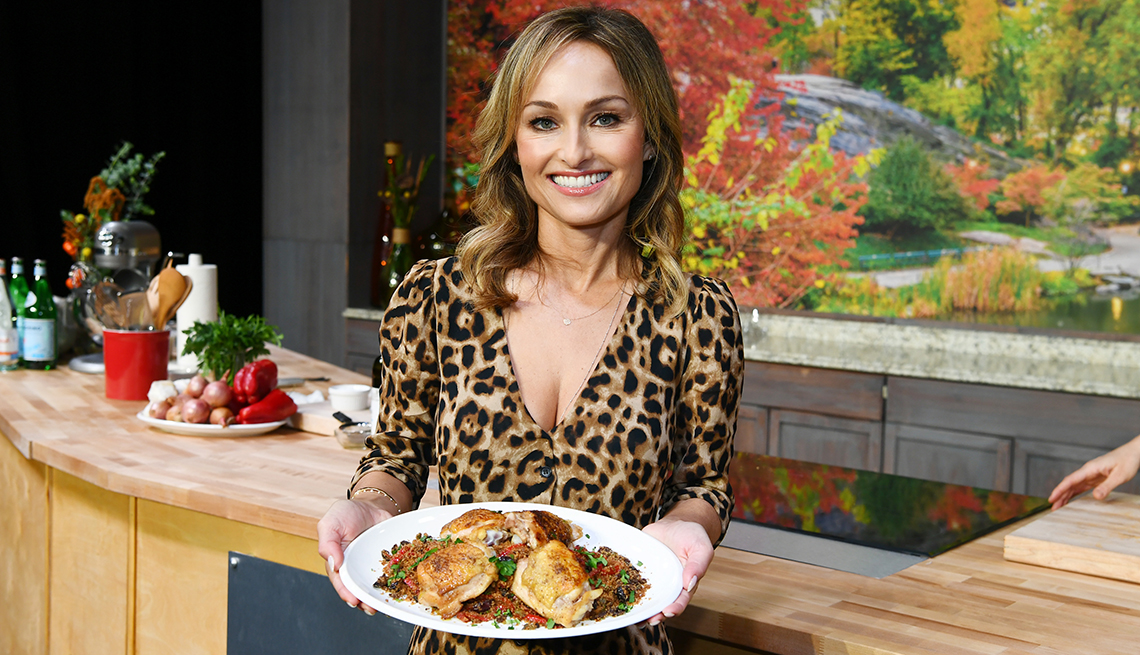 item 7 of Gallery image - Chef Giada De Laurentiis attends Food Network and Cooking Channel New York City Wine and Food Festival