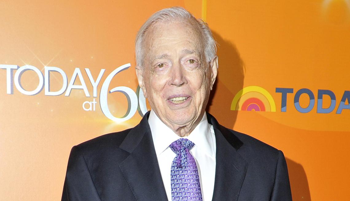 item 34 of Gallery image - Television broadcaster Hugh Downs