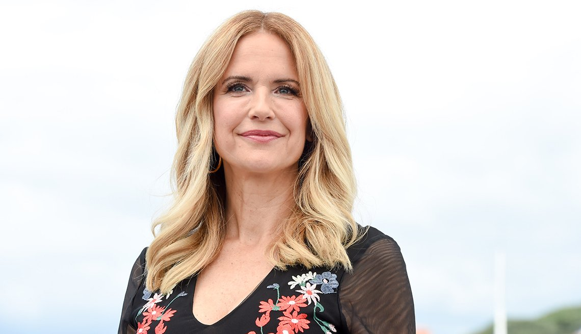 Actress Kelly Preston