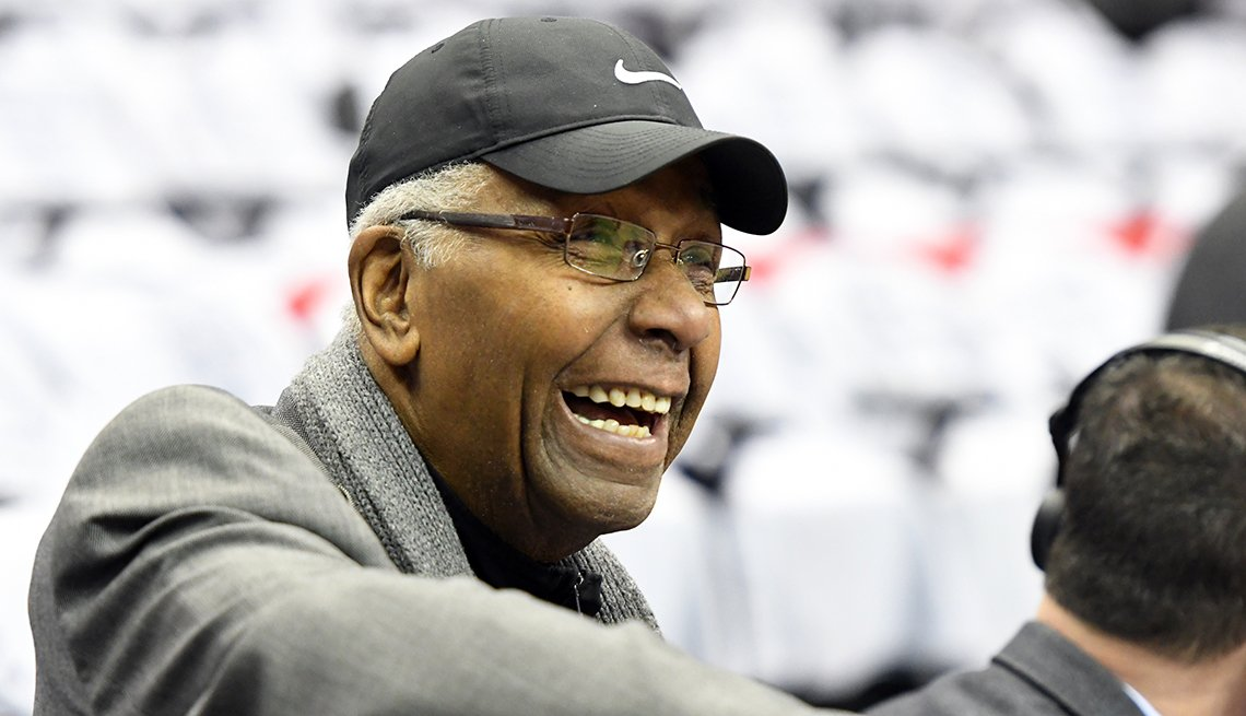 item 24 of Gallery image - Former Georgetown Hoyas head coach John Thompson
