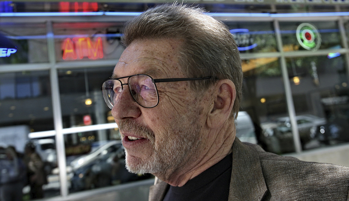 item 27 of Gallery image - Journalist and author Pete Hamill
