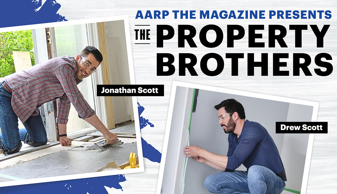 Property Brothers Home Improvement Live Q A