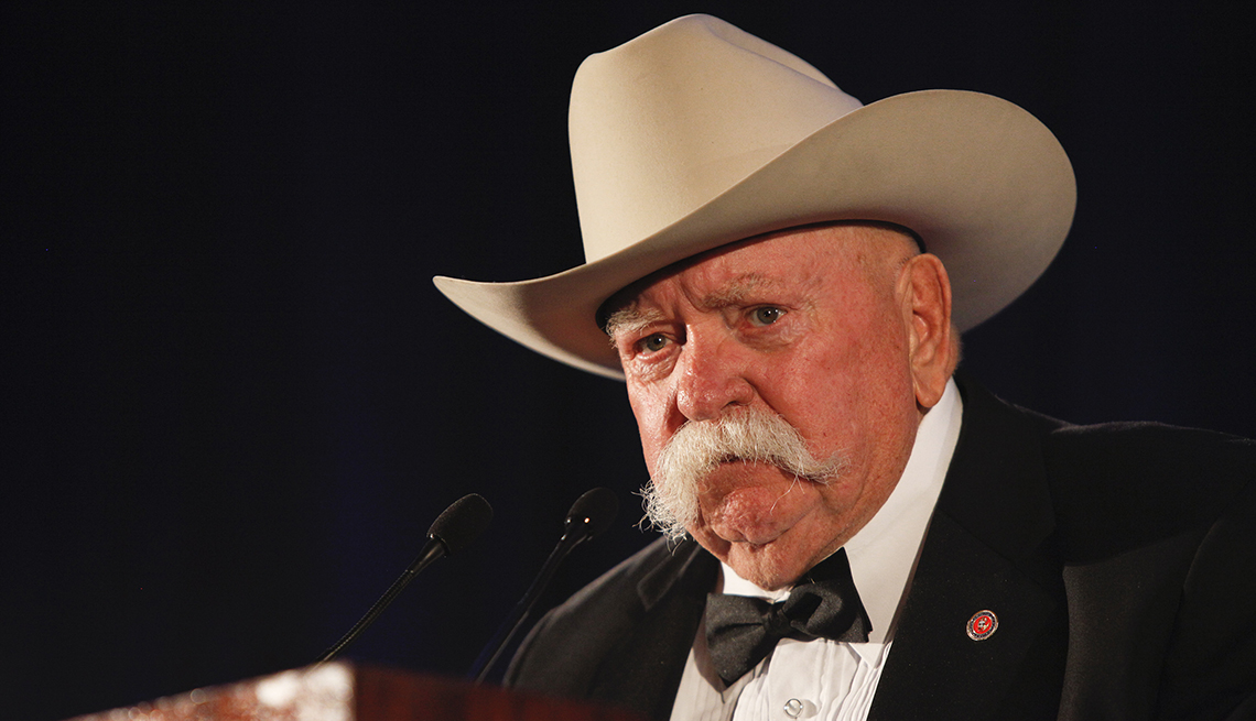 item 28 of Gallery image - Actor Wilford Brimley