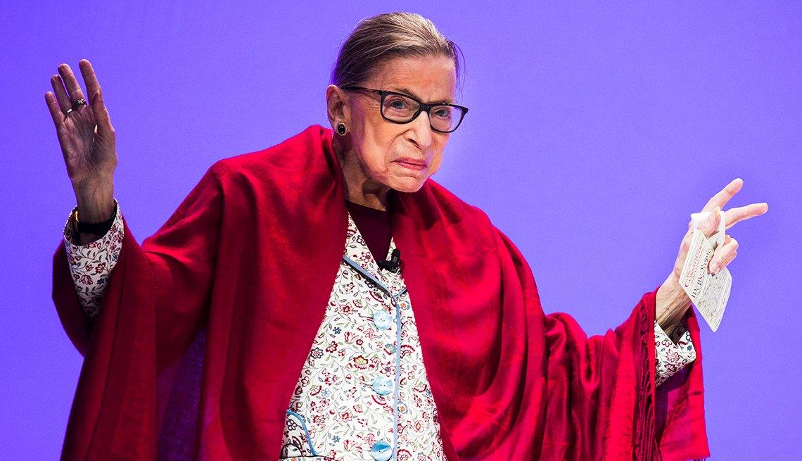 item 21 of Gallery image - Juez de la Corte Suprema de los Estados Unidos Ruth Bader Ginsburg.