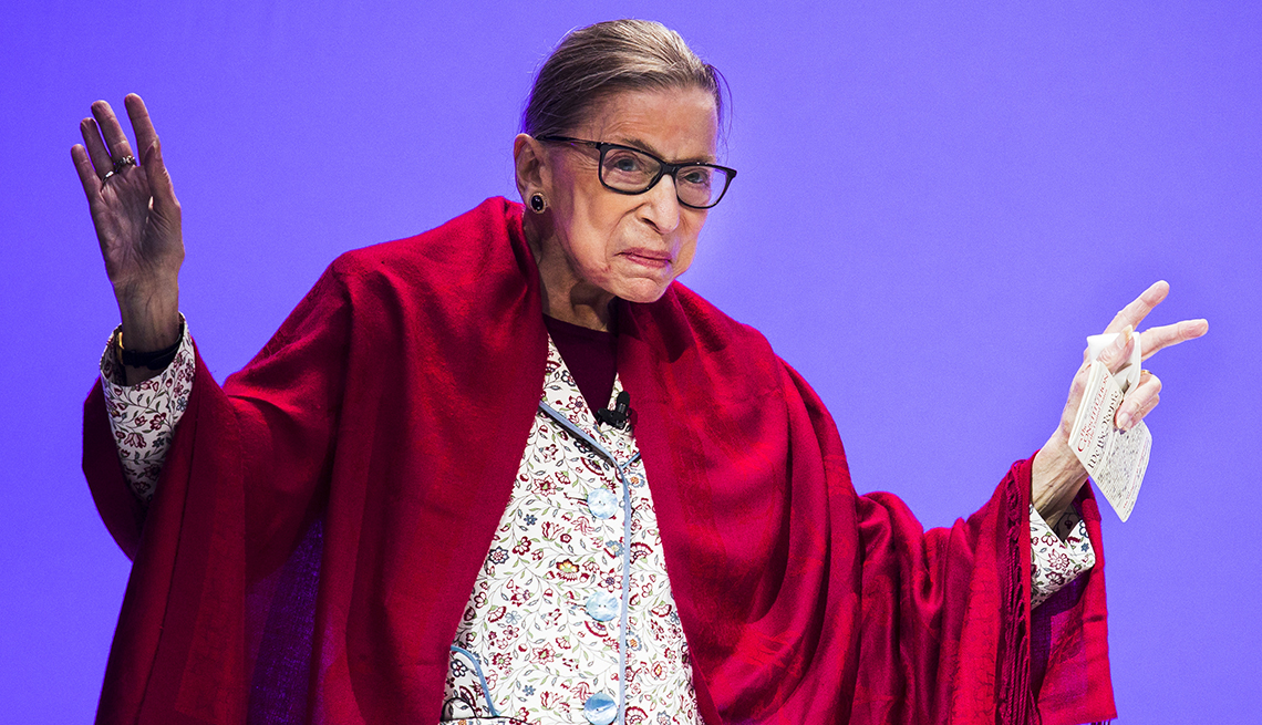 item 20 of Gallery image - United States Supreme Court Justice Ruth Bader Ginsburg