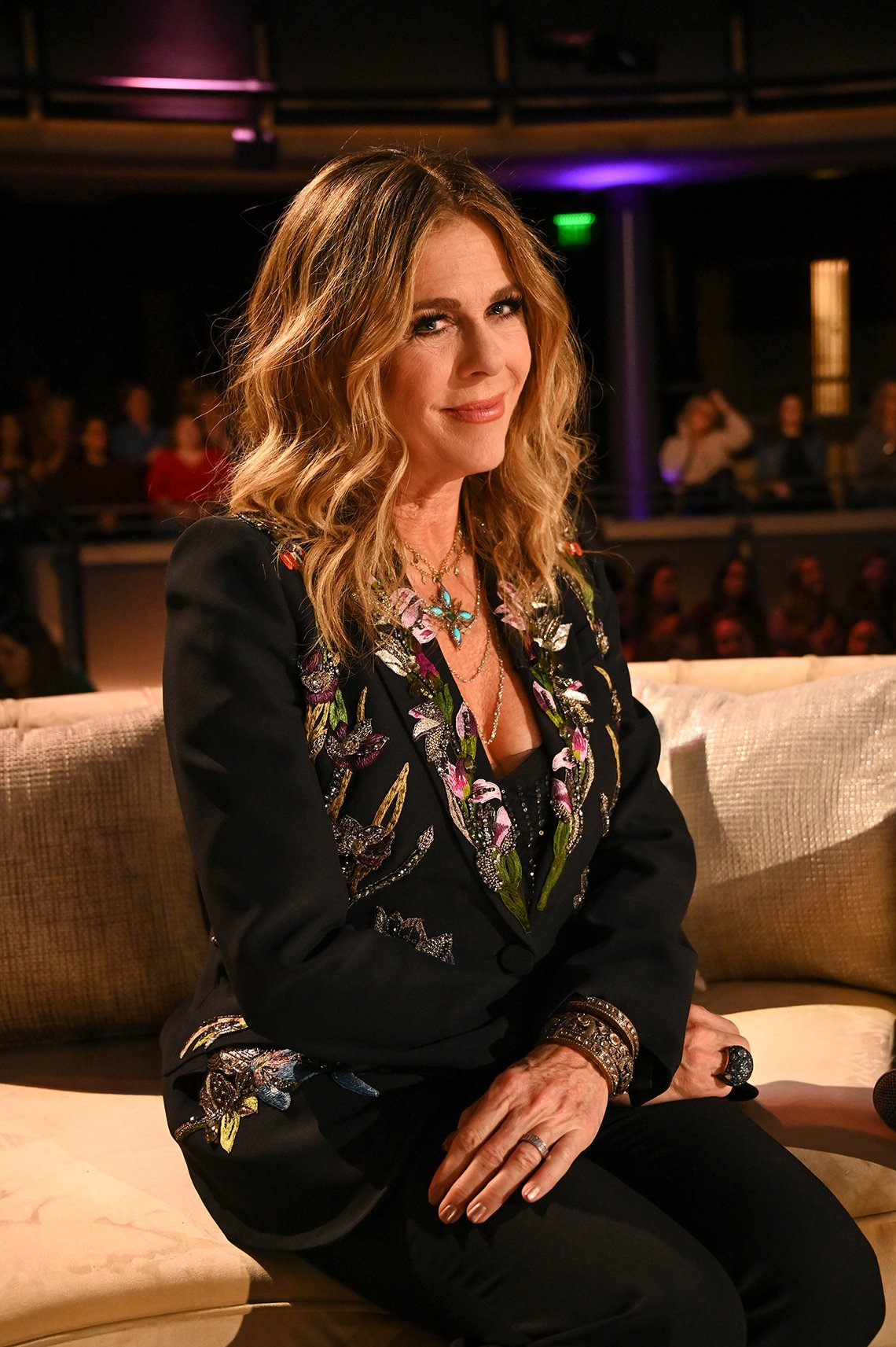 Rita Wilson on A B C's The Bachelor Presents: Listen to Your Heart
