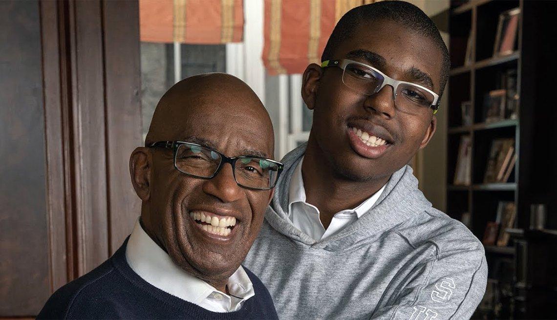 al roker and his son nick roker