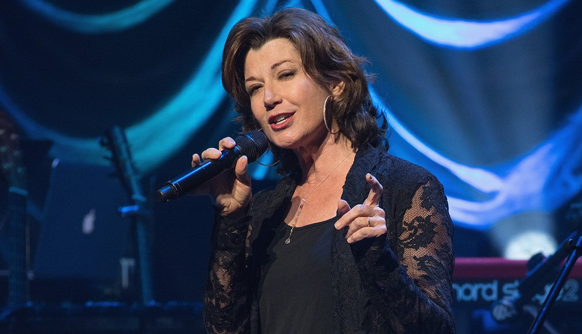 item 9 of Gallery image - Singer-songwriter Amy Grant