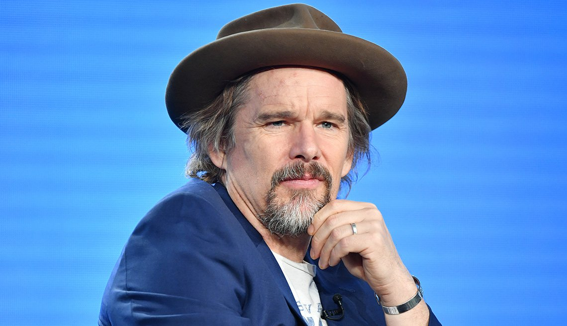 item 2 of Gallery image - Actor Ethan Hawke