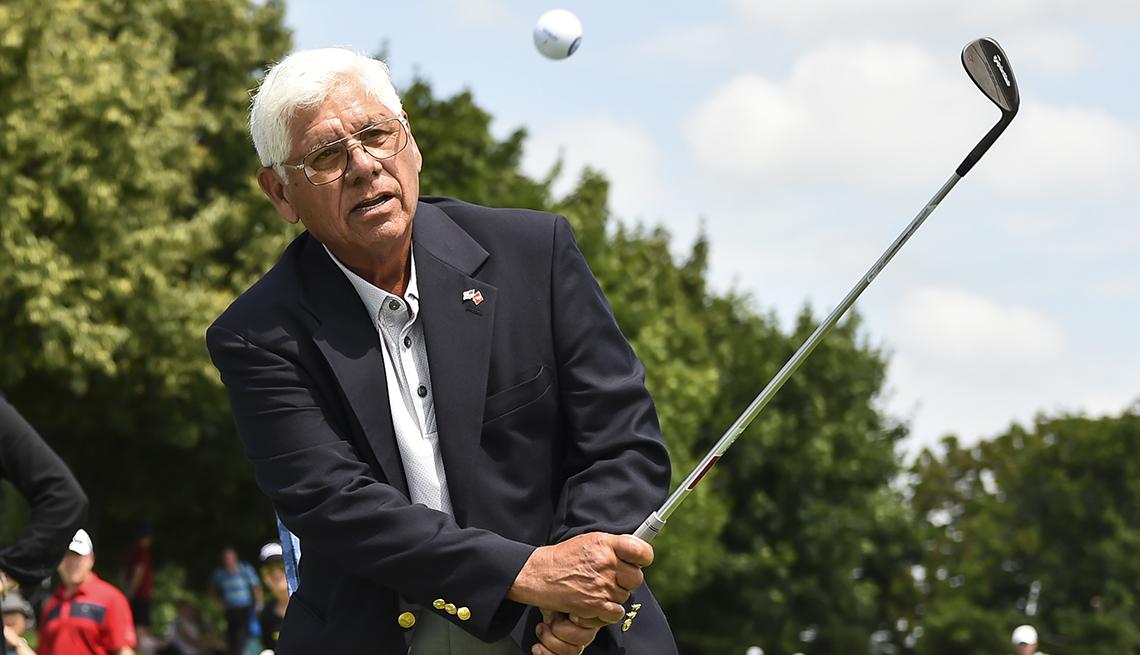 item 9 of Gallery image - Professional golfer Lee Trevino