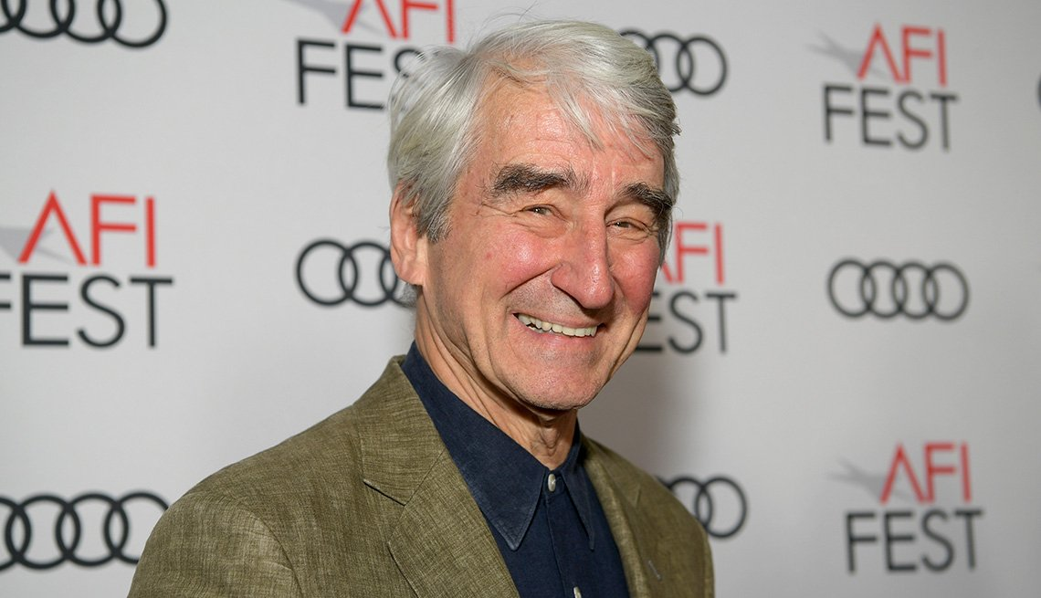 item 4 of Gallery image - Actor Sam Waterston