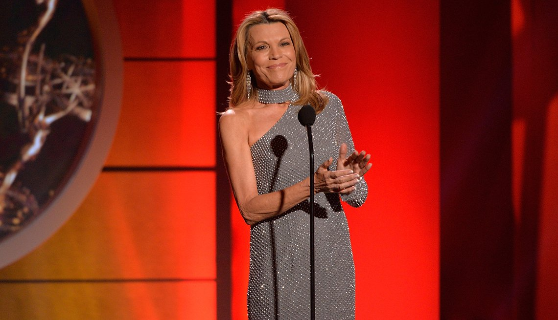 item 12 of Gallery image - La copresentadora del programa televisivo Wheel of Fortune, Vanna White.