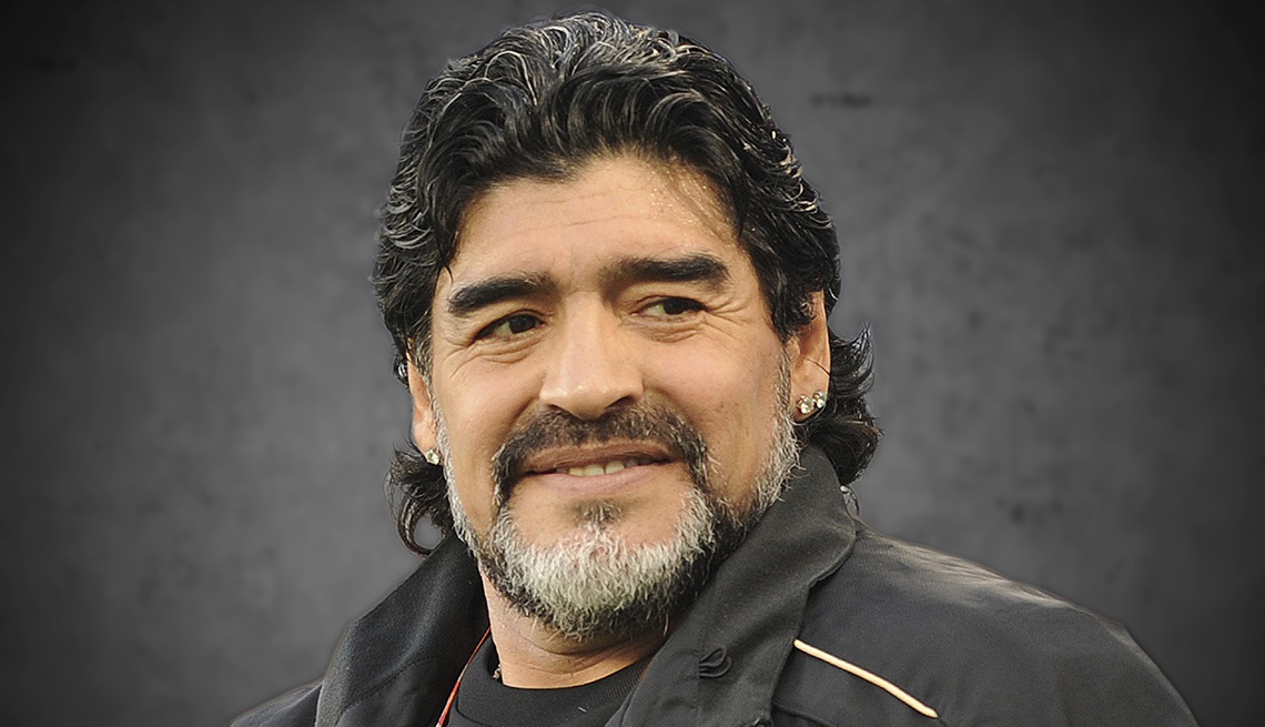 item 9 of Gallery image - Soccer legend Diego Maradona