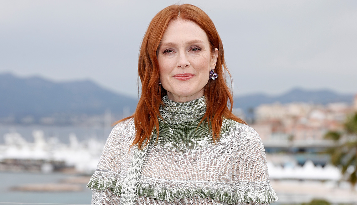 item 3 of Gallery image - Julianne Moore at the 72nd Annual Cannes Film Festival