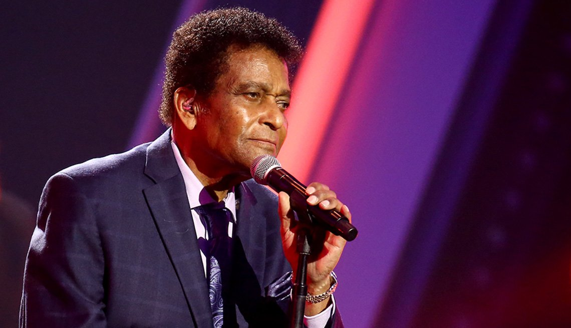 item 5 of Gallery image - Country music star Charley Pride
